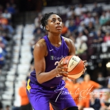 WNBA - Connecticut Sun 102 vs. Los Angeles Sparks 94 (71)