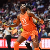 WNBA - Connecticut Sun 102 vs. Los Angeles Sparks 94 (72)