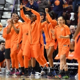 WNBA - Connecticut Sun 102 vs. Los Angeles Sparks 94 (73)
