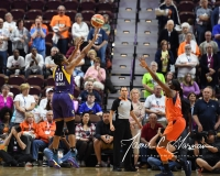 WNBA - Connecticut Sun 102 vs. Los Angeles Sparks 94 (9)