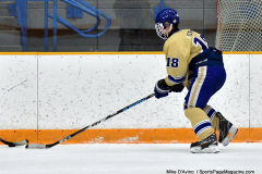 CIAC Ice Hockey; Focused on Newtown 7 vs. Mt. Everett 1 - Photo 855
