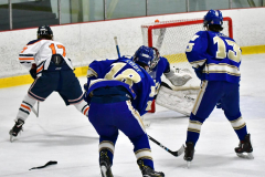 CIAC Ice Hockey; L.H.- H-K, Cogin. 8 vs Newtown 1 - Photo # (418)