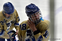 CIACT D3 Ice Hockey; #8 Newtown 7 vs. #9 Wilton 2 - Photo # 552