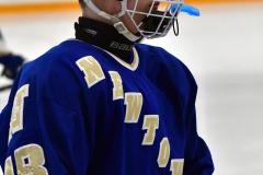 CIACT Ice Hockey D3 QFs; #1 Hand 5 vs. #8 Newtown 0 - Photo # 1176