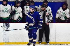 Gallery CIAC Ice Hockey; Northeastern 4 vs. Newtown 3 - Photo # 1502