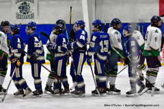 Gallery CIAC Ice Hockey; Northeastern 4 vs. Newtown 3 - Photo # 1982