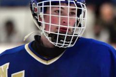 CIACT Ice Hockey D3 QFs; #1 Hand 5 vs. #8 Newtown 0 - Photo # 1013
