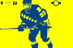 CIACT Ice Hockey D3 QFs; #1 Hand 5 vs. #8 Newtown 0 - Photo # 1017