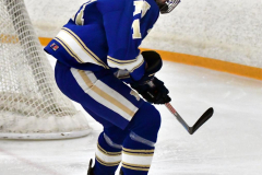 CIACT Ice Hockey D3 QFs; #1 Hand 5 vs. #8 Newtown 0 - Photo # 1032