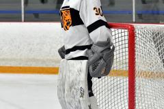 CIACT Ice Hockey D3 QFs; #1 Hand 5 vs. #8 Newtown 0 - Photo # 1049
