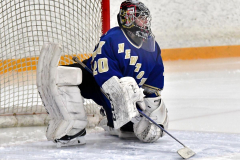 CIACT Ice Hockey D3 QFs; #1 Hand 5 vs. #8 Newtown 0 - Photo # 105