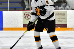 CIACT Ice Hockey D3 QFs; #1 Hand 5 vs. #8 Newtown 0 - Photo # 1078