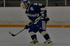 CIACT Ice Hockey D3 QFs; #1 Hand 5 vs. #8 Newtown 0 - Photo # 1083