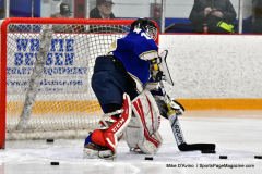CIACT Ice Hockey D3 QFs; #1 Hand 5 vs. #8 Newtown 0 - Photo # 151