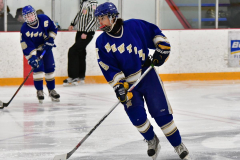 CIACT Ice Hockey D3 QFs; #1 Hand 5 vs. #8 Newtown 0 - Photo # 164