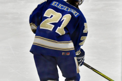 CIACT Ice Hockey D3 QFs; #1 Hand 5 vs. #8 Newtown 0 - Photo # 203