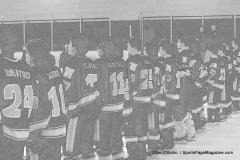 CIACT Ice Hockey D3 QFs; #1 Hand 5 vs. #8 Newtown 0 - Photo # 273