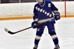 CIACT Ice Hockey D3 QFs; #1 Hand 5 vs. #8 Newtown 0 - Photo # 328