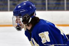 CIACT Ice Hockey D3 QFs; #1 Hand 5 vs. #8 Newtown 0 - Photo # 340