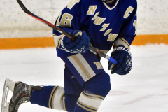 CIACT Ice Hockey D3 QFs; #1 Hand 5 vs. #8 Newtown 0 - Photo # 402