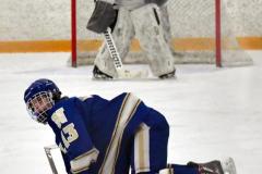 CIACT Ice Hockey D3 QFs; #1 Hand 5 vs. #8 Newtown 0 - Photo # 403