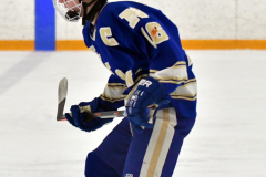 CIACT Ice Hockey D3 QFs; #1 Hand 5 vs. #8 Newtown 0 - Photo # 444