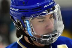 CIACT Ice Hockey D3 QFs; #1 Hand 5 vs. #8 Newtown 0 - Photo # 566