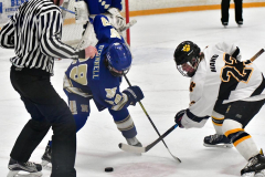 CIACT Ice Hockey D3 QFs; #1 Hand 5 vs. #8 Newtown 0 - Photo # 573