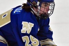 CIACT Ice Hockey D3 QFs; #1 Hand 5 vs. #8 Newtown 0 - Photo # 579