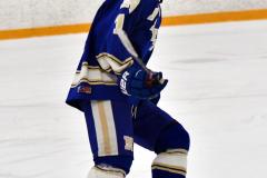 CIACT Ice Hockey D3 QFs; #1 Hand 5 vs. #8 Newtown 0 - Photo # 649