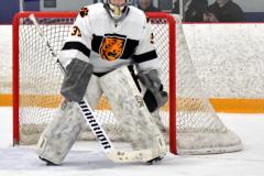 CIACT Ice Hockey D3 QFs; #1 Hand 5 vs. #8 Newtown 0 - Photo # 654