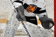 CIACT Ice Hockey D3 QFs; #1 Hand 5 vs. #8 Newtown 0 - Photo # 656