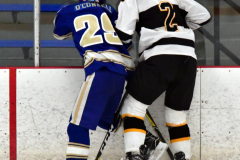 CIACT Ice Hockey D3 QFs; #1 Hand 5 vs. #8 Newtown 0 - Photo # 723