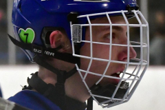 CIACT Ice Hockey D3 QFs; #1 Hand 5 vs. #8 Newtown 0 - Photo # 821