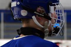 CIACT Ice Hockey D3 QFs; #1 Hand 5 vs. #8 Newtown 0 - Photo # 826