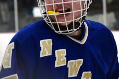 CIACT Ice Hockey D3 QFs; #1 Hand 5 vs. #8 Newtown 0 - Photo # 829