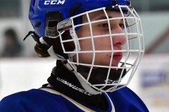 CIACT Ice Hockey D3 QFs; #1 Hand 5 vs. #8 Newtown 0 - Photo # 842