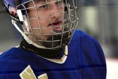 CIACT Ice Hockey D3 QFs; #1 Hand 5 vs. #8 Newtown 0 - Photo # 844