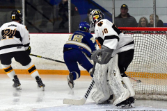 CIACT Ice Hockey D3 QFs; #1 Hand 5 vs. #8 Newtown 0 - Photo # 904