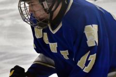 CIACT Ice Hockey D3 QFs; #1 Hand 5 vs. #8 Newtown 0 - Photo # 962