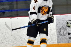 CIACT Ice Hockey D3 QFs; #1 Hand 5 vs. #8 Newtown 0 - Photo # 966