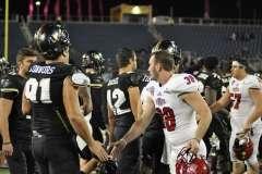 Gallery 1: NCAA Football AutoNation Cure Bowl - Arkansas State 31 vs. UCF 13