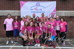 2018 Pounding the Pavement for Pink 5K - Team Photos (27)