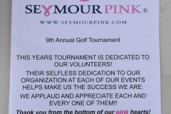 2018 Seymour Pink Golf Tournament - Gallery 1 of 3 - Photo (2)