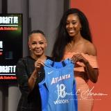 2018 WNBA Draft at Nike NY HQ (39)