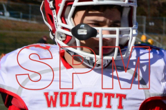 Gallery CIAC Football; Holy Cross vs. Wolcott - Photo # 441N