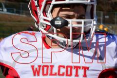 Gallery CIAC Football; Holy Cross vs. Wolcott - Photo # 441N