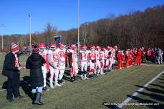 Gallery CIAC Football; Holy Cross vs. Wolcott - Photo # 441a