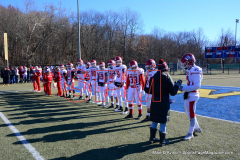 Gallery CIAC Football; Holy Cross vs. Wolcott - Photo # 441b