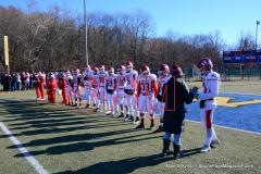Gallery CIAC Football; Holy Cross vs. Wolcott - Photo # 441b